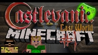MINECRAFT Adventure-Map # 1 - Castlevania Last World «» Let's Play Minecraft | HD
