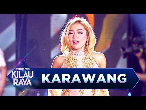 Ruamee Pol!! Trio Macan Sukses Gebrak Karawang [IWAK PEYEK] -  Road To Kilau Raya (18/3)