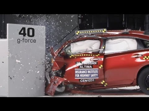 Car Crash Tests Exposed: Not Everyone Gets to Crash Cars Everyday