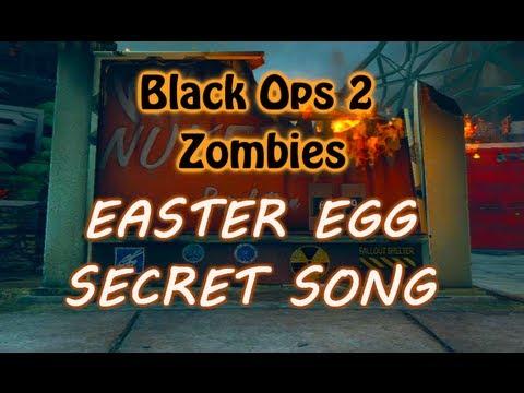 Black ops 2 zombies nuketown easter egg