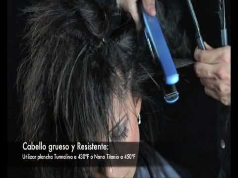 Tratamiento de Keratina Brasilero para el Cabellos Paso a Paso