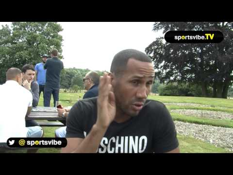 James DeGale Interview - 'The Big Pay Day Is Right Here Froch'
