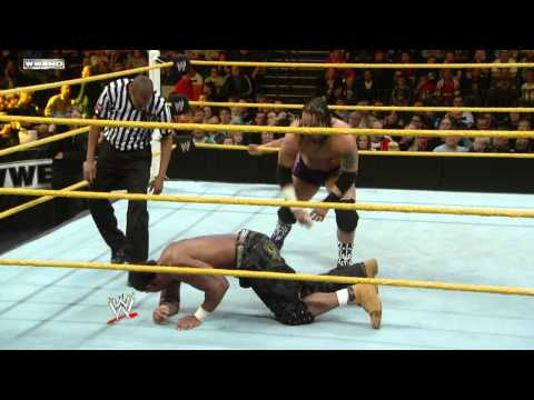 Wwe Nxt - Jtg Vs. Jimmy Uso video
