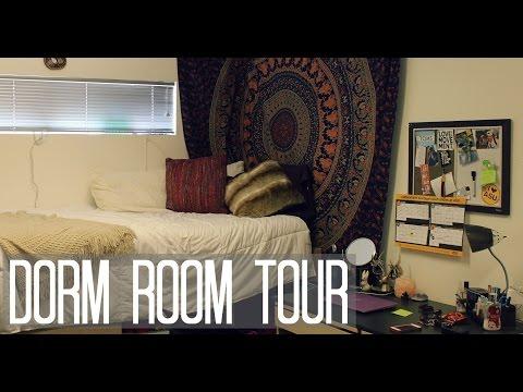 DORM TOUR! | Sydney Alexandra