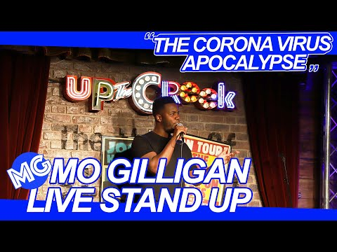 Play this video The Corona Virus Apocalypse  Mo Gilligan Stand Up