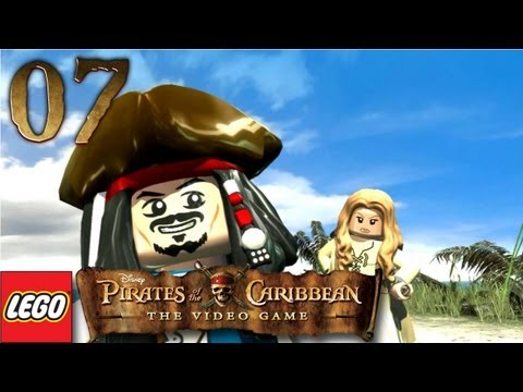 LEGO Pirates of the Caribbean | Let's Play #007 - [HD] - Gestrandet