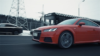 Audi TT тест-драйв.Anton Avtoman.