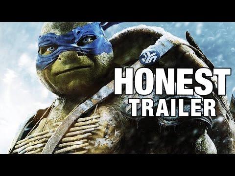 Honest Trailers - Teenage Mutant Ninja Turtles (2014) video