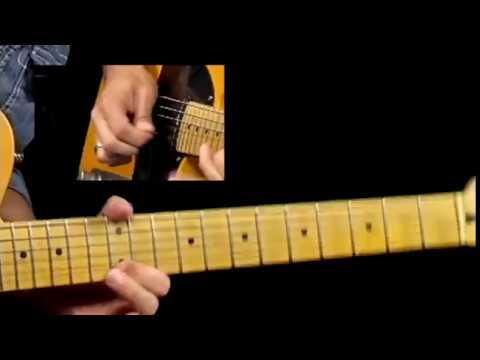 50 Texas Blues Licks - #18 Classic SRV - Guitar Lesson - Corey Congilio