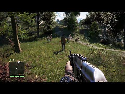 Far Cry 4 (PC) - Part 2 - Falconry 101
