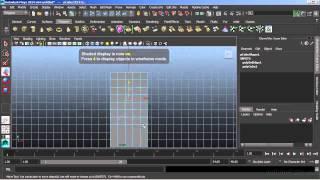 Autodesk Maya 2014 Tutorial | Basic Structures