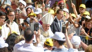 ĐTC - Thánh lễ tại Camerino: Ai đến gần Thiên Chúa không quỵ ngã nhưng tiếp tục bước đi
