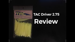 TAC Driver 2.75 Vane Review