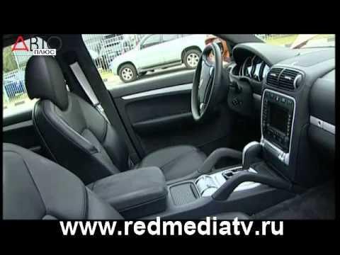 Тест-драйв Porsche Cayenne S Transsyberia