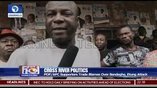 Three Killed, Others Injured In Cross River Violence