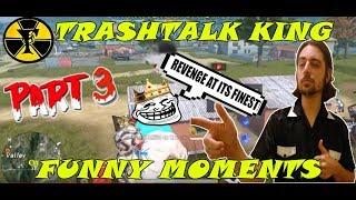 TRASHTALK KING PART 3 | RULES OF SURVIVAL FUNNY MOMENTS | RULES OF SURVIVAL PH | WTF MOMENTS