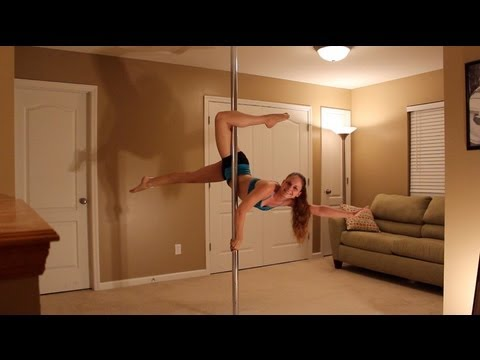 Pole Dancing To Emeli Sande video