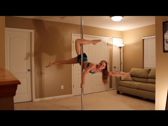 Pole Dancing to Emeli Sande