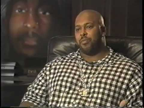 1996 Suge Knight Talks About Tupac One Week Aft Death - Week In Rock MTV News
