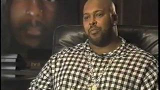 1996 Suge Knight Talks About Tupac One Week Aft Shakur's Death - Week In Rock MTV News