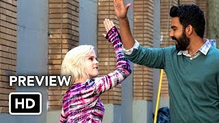"iZombie 4x03 Inside ""Brainless in Seattle, Part 1"" (HD) Season 4 Episode 3 Inside"