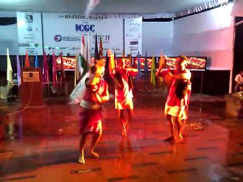 Icgc 2011- Closing Ceremony - Goan Folk Dance video