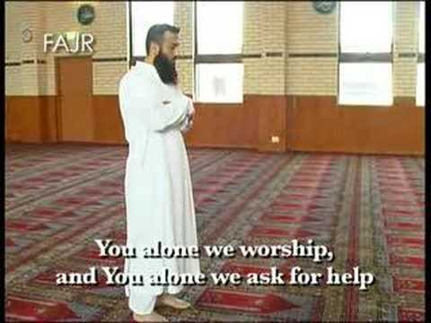 The Fajr Prayer video