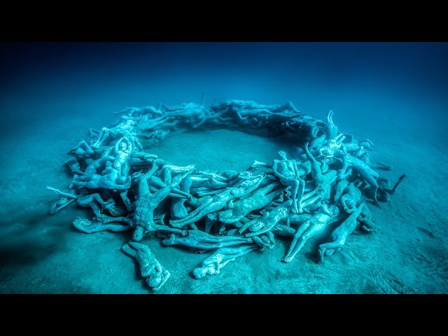 Explore Europe's first underwater museum