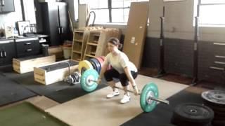 Jayme's Training 2012-08-09