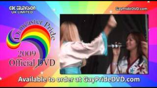Official Doncaster Pride 2009 DVD - ABBA Revival - Tease#1