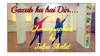 Gazab Ka Hai Din/ choreographed by jalpa Shelat