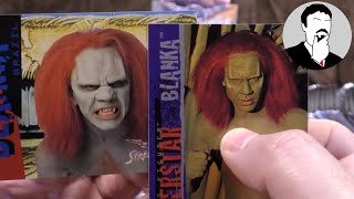 An Entire Box of Street Fighter The Movie Trading Cards | Ashens