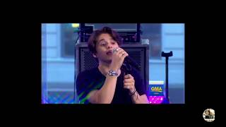 The vamps featuring matoma perform live on GMA