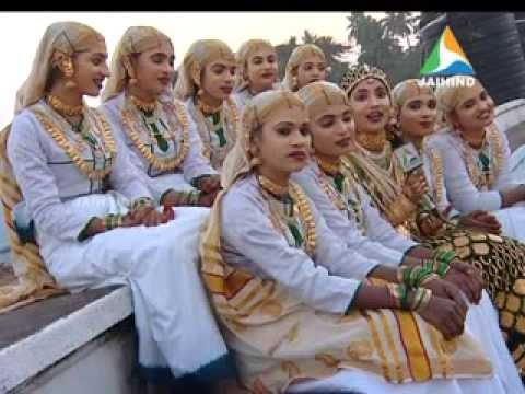 Manavatty, School Youth Festival, Palakkad, Jan 2014 video