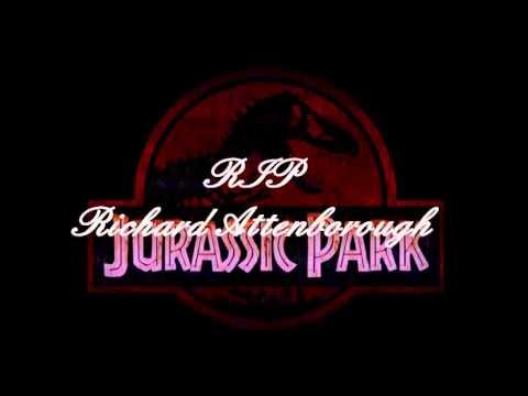 RIP Richard Attenborough (Jurassic Park)