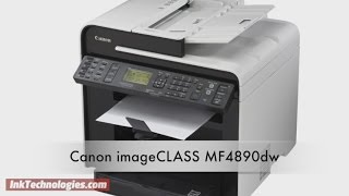 Canon imageCLASS MF4890dw Instructional Video
