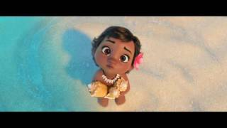 Disney Moana Japan Teaser Trailer - Baby Toddler Moana