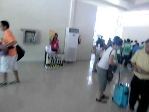 Puerto Princesa Airport Palawan 2 - TravelOnline TV