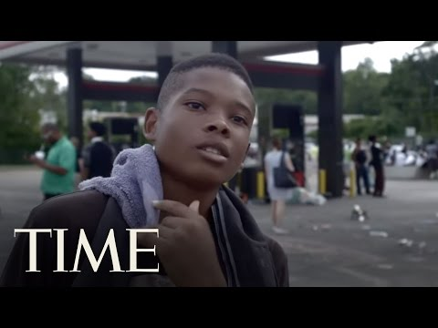 'Am I next?' Ferguson's Protests Through the Eyes of a Teenager | Time