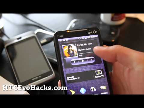 HTC Evo 4G Official Gingerbread Android 2.3.3 Overview!