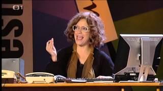 Lucie Bílá a Karel Šíp - scénka o bulváru