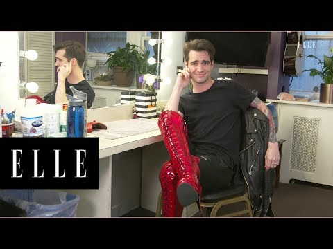 10 Things Brendon Urie Can Do Better Than You... in Kinky Boots!
