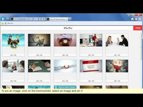 Internet Explorer Bookmarklet-Xfoto.us