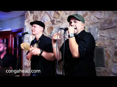 Raices Rumberas/Rumba Roots performs the Johnny Ortiz tune, Un Dia Sere Feliz for congahead.com