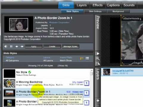 الدرس الرابع اضافه ملحقات البرنامج والتعديل على الاستايل المكون من اكثر من صوره