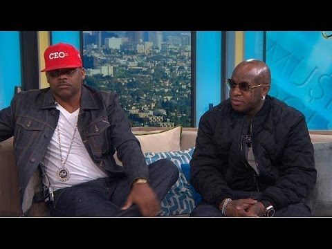 'Music Moguls' Star Birdman: You're Going To See Me 'Breaking New Talent'