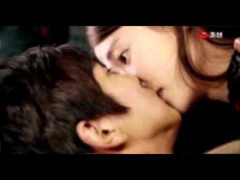 Hot korean teen girl kissing