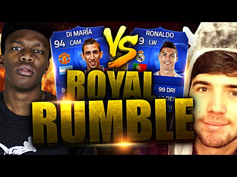 Fifa 15 | Hahahaha | Royal Rumble video