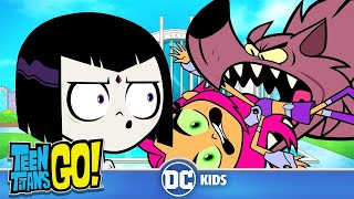 Teen Titans Go! | Awesome Pranks | DC Kids