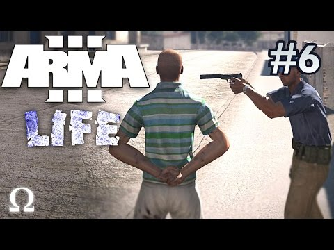 ArmA 3 LIFE | #6 - OUR FIRST DRUG RUN, PARANOIA! | Ft. TheRPGMinx
